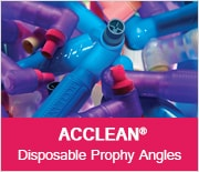 Acclean® Prophy Angles