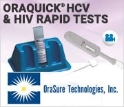 OraQuick® HCV and HIV Rapid Tests