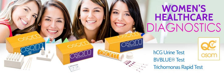 OSOM® - Women's Healthcare Diagnostics