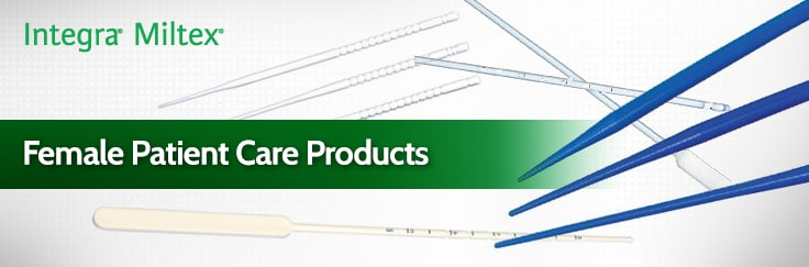 Integra® Miltex® Female Patient Care Products