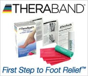 Thera-Band First Step to Foot Relief™