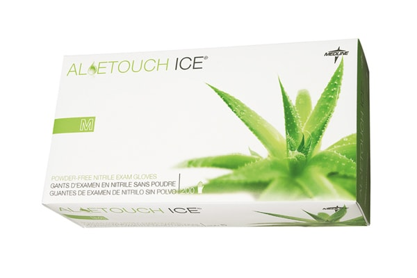 Aloetouch Ice® Nitrile Gloves