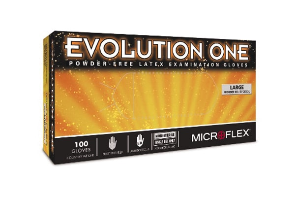 Evolution One Latex Glove