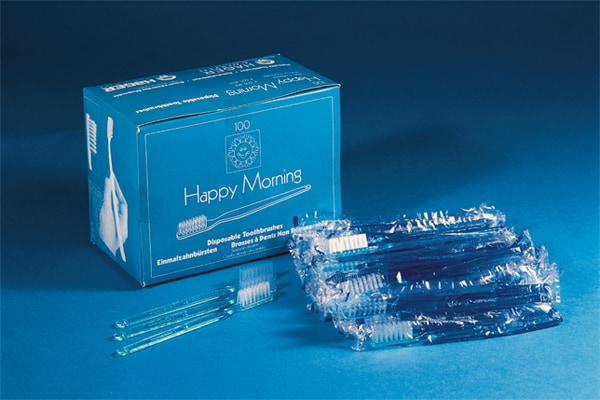 Happy Morning Disposable Toothbrush