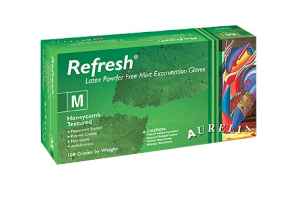 Refresh Latex Glove