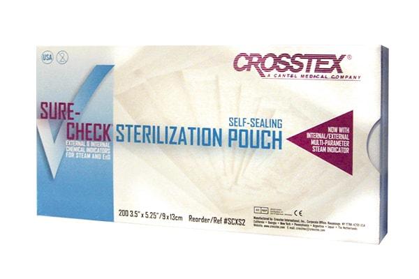 Sure Check 174 Sterilization Pouch Henry Schein Dental