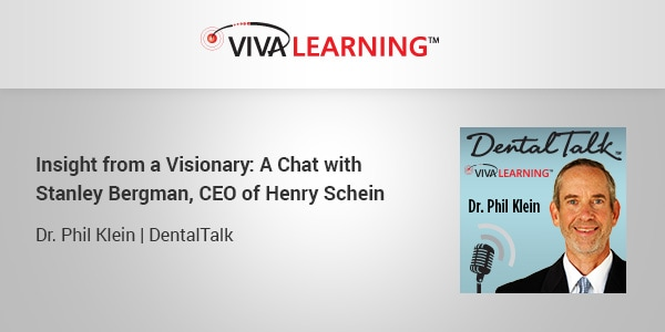 Insight from a Visionary: A Chat with Stanley Bergman, CEO of Henry Schein
