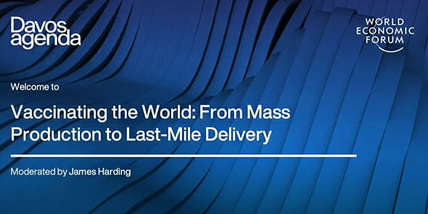 Vaccinating the World: From Mass Production to Last-Mile Delivery