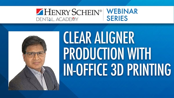 Clear Aligner Production with In-Office 3D Printing