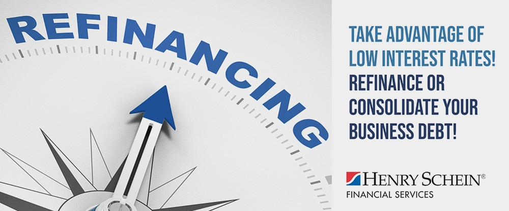 Debt Refinancing & Consolidation