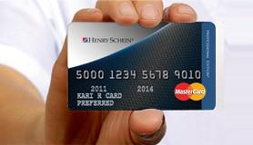 Henry Schein Credit Card