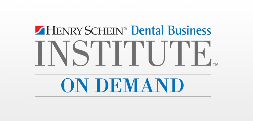 Henry Schein Dental Business Institute