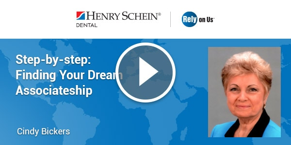 Step-by-step: Finding Your Dream Associateship