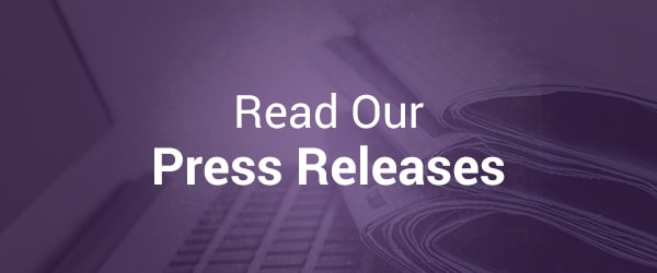 Read Our Press Releases