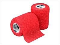 3M™ – Coban™ Wrap Red