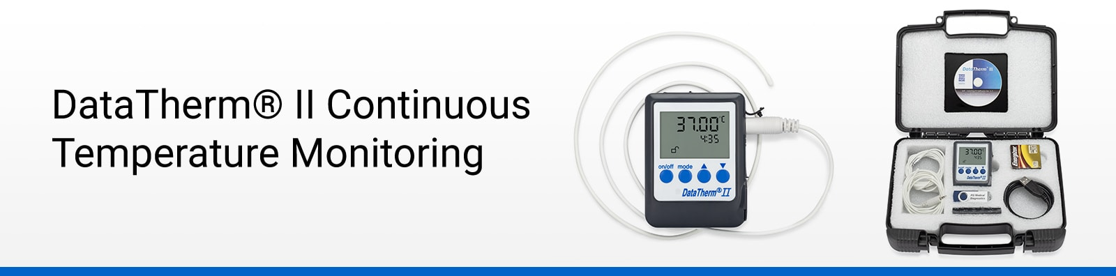 DataTherm® II Continuous Temperature Monitoring - Henry Schein Medical