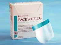 Crosstex International Face Shield Masks