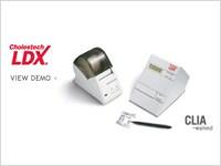cholestech ldx machine